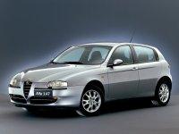 AlfaRomeo 147, 1 поколение, Хетчбэк 3-дв., 2000–2004