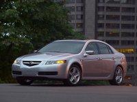 Acura TL, 3 поколение, Седан, 2003–2008