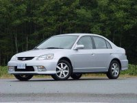 Acura EL, 2 поколение, Седан, 2001–2003
