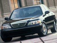 Acura RL, KA9, Седан, 1999–2004