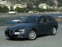 AlfaRomeo 156, 932 [рестайлинг], Sport wagon универсал 5-дв., 2002–2007