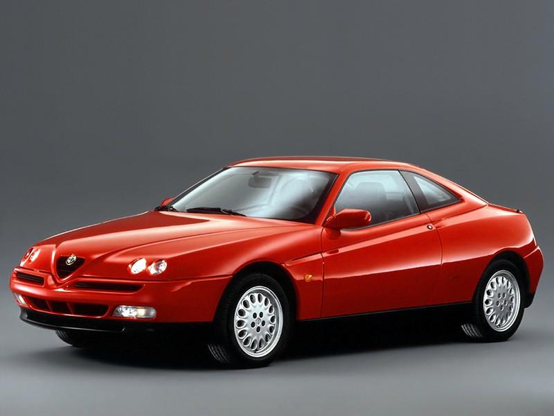 AlfaRomeo GTV купе, 1995–2006, 916 - отзывы, фото и характеристики на Car.ru