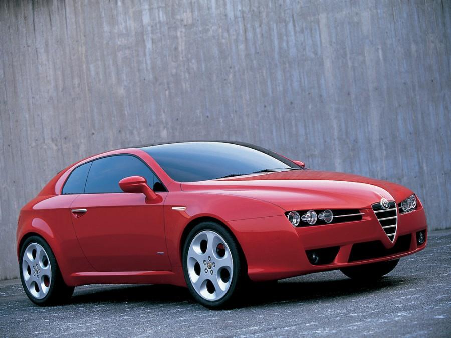 AlfaRomeo Brera хетчбэк, 2005–2018, 1 поколение - отзывы, фото и характеристики на Car.ru