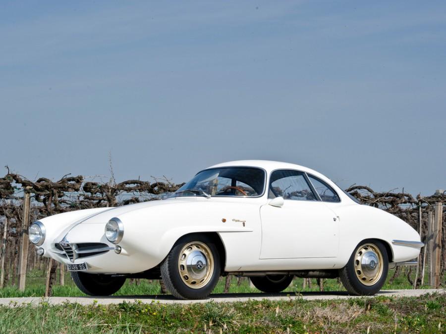AlfaRomeo Giulietta Sprint Speciale купе 2-дв., 1959–1962, 750/101 [рестайлинг] - отзывы, фото и характеристики на Car.ru