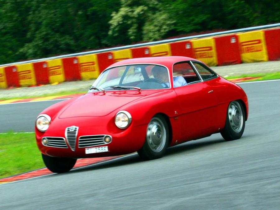 AlfaRomeo Giulietta SZ купе 2-дв., 1959–1962, 750/101 [рестайлинг] - отзывы, фото и характеристики на Car.ru