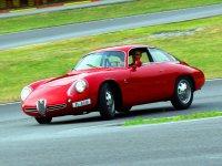 AlfaRomeo Giulietta, 750/101 [2-й рестайлинг], Sz coda tronca купе 2-дв., 1960–1962