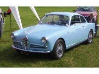 AlfaRomeo Giulietta, 750/101, Sprint купе 2-дв., 1954–1959