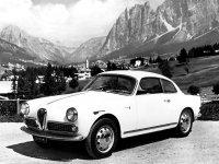 AlfaRomeo Giulietta, 750/101 [рестайлинг], Sprint купе 2-дв., 1959–1962