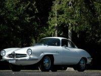 AlfaRomeo Giulietta, 750/101 [2-й рестайлинг], Sprint speciale купе 2-дв., 1960–1962