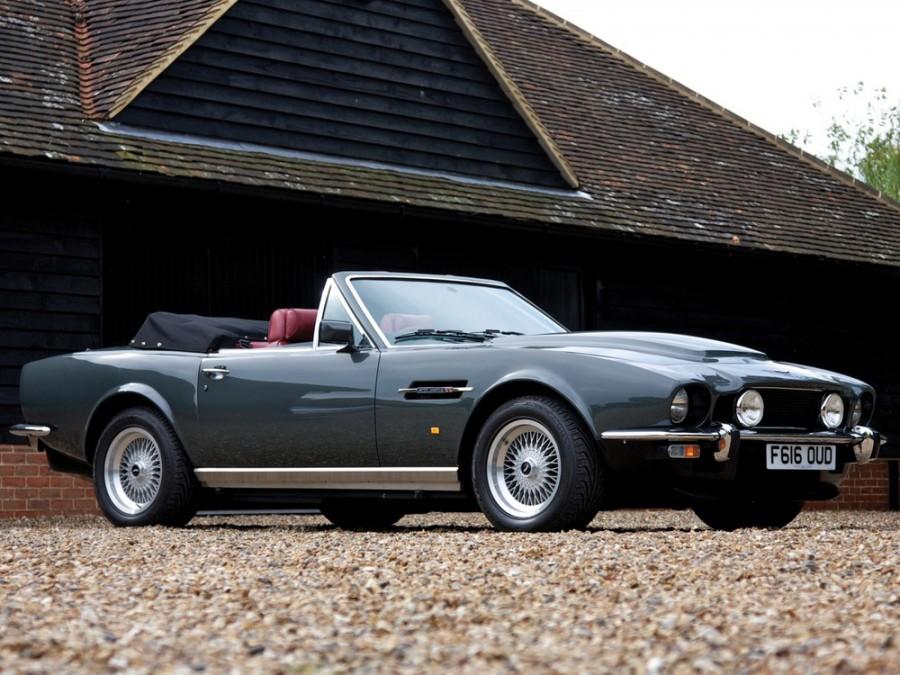 AstonMartin Vantage V8 Volante