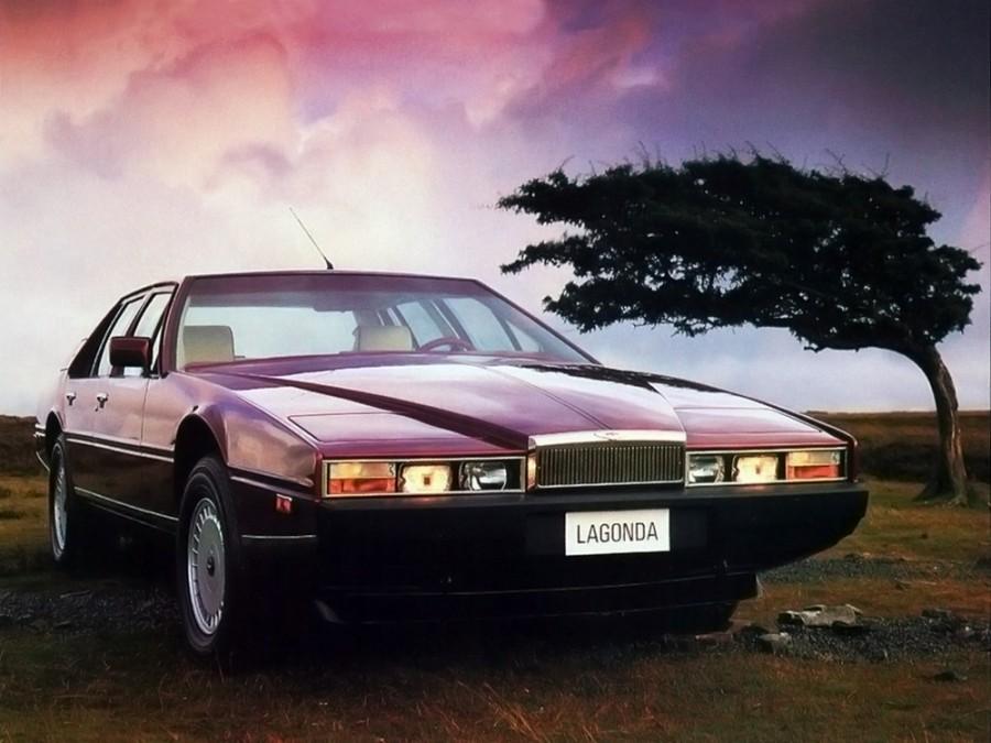 AstonMartin Lagonda седан, 1976–1985, Series 2 - отзывы, фото и характеристики на Car.ru