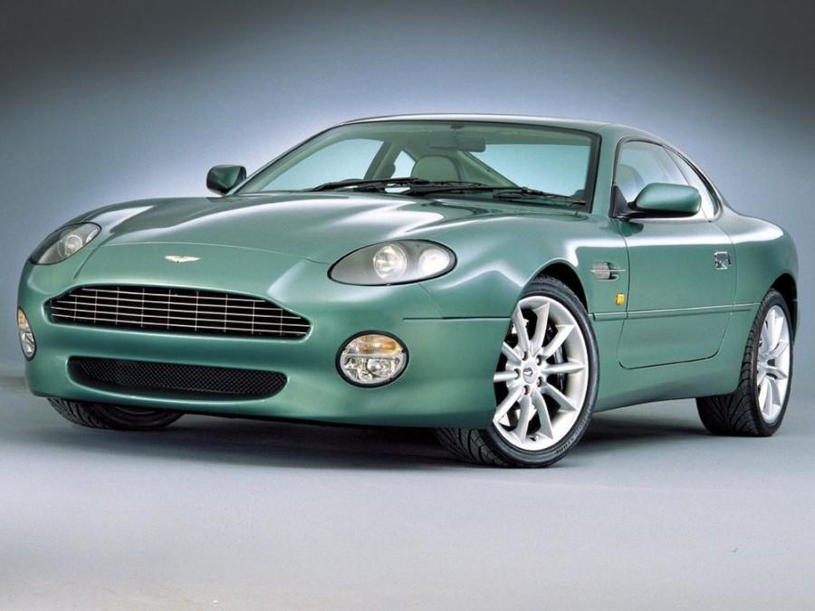 AstonMartin DB7 купе, 1999–2003, Vantage - отзывы, фото и характеристики на Car.ru