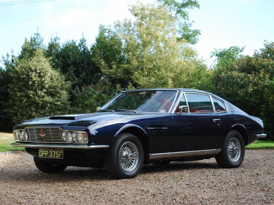 AstonMartin DBS купе, 1967–1973, 1 поколение - отзывы, фото и характеристики на Car.ru