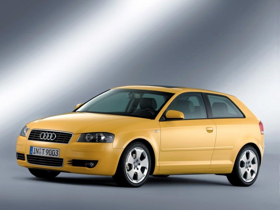 Audi A3 хетчбэк 3-дв., 2003–2005, 8P - отзывы, фото и характеристики на Car.ru