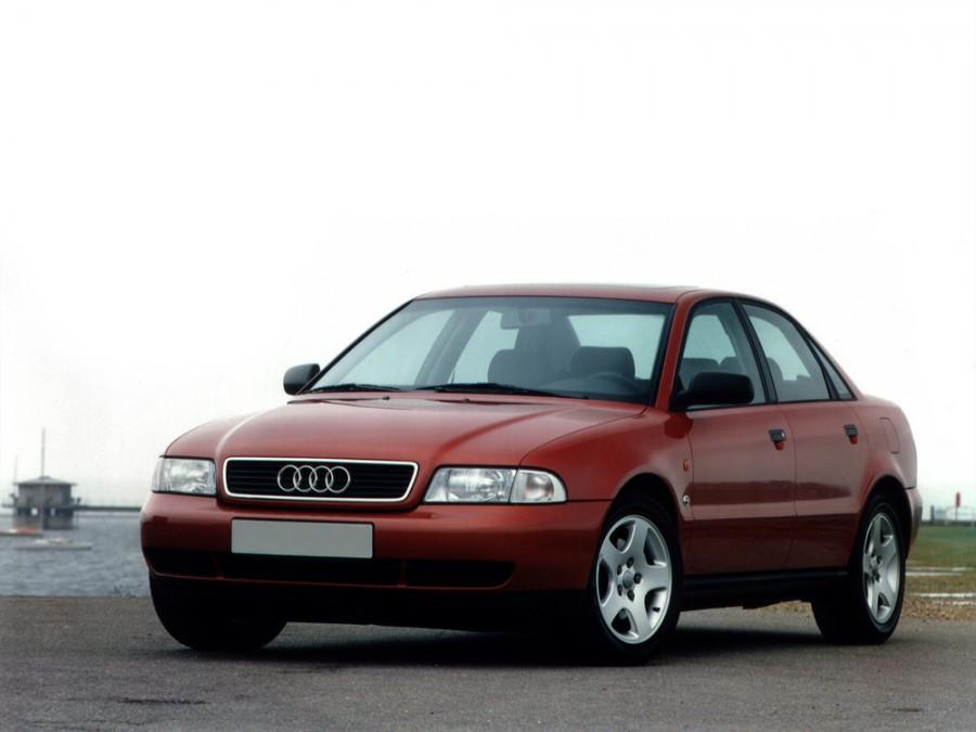 Audi A4 седан, 1994–1997, B5 - отзывы, фото и характеристики на Car.ru
