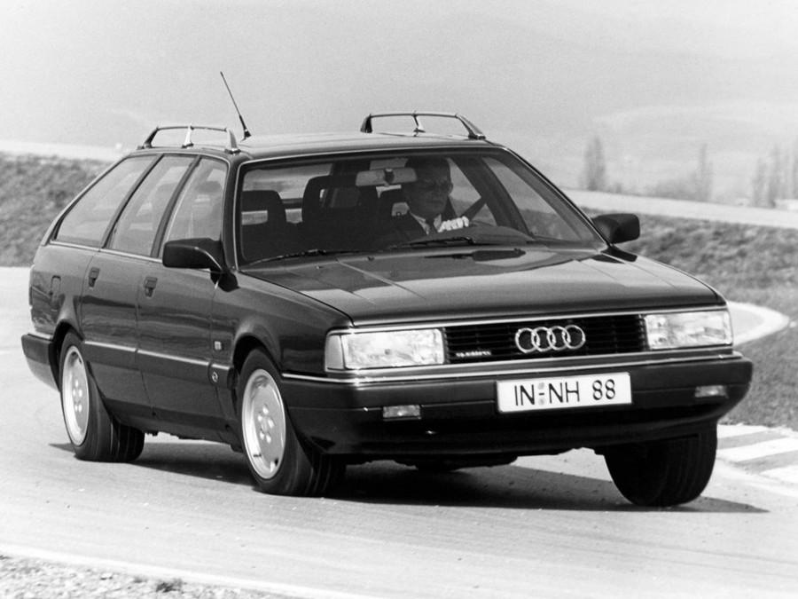 Audi 200 универсал, 1983–1991, 44/44Q - отзывы, фото и характеристики на Car.ru