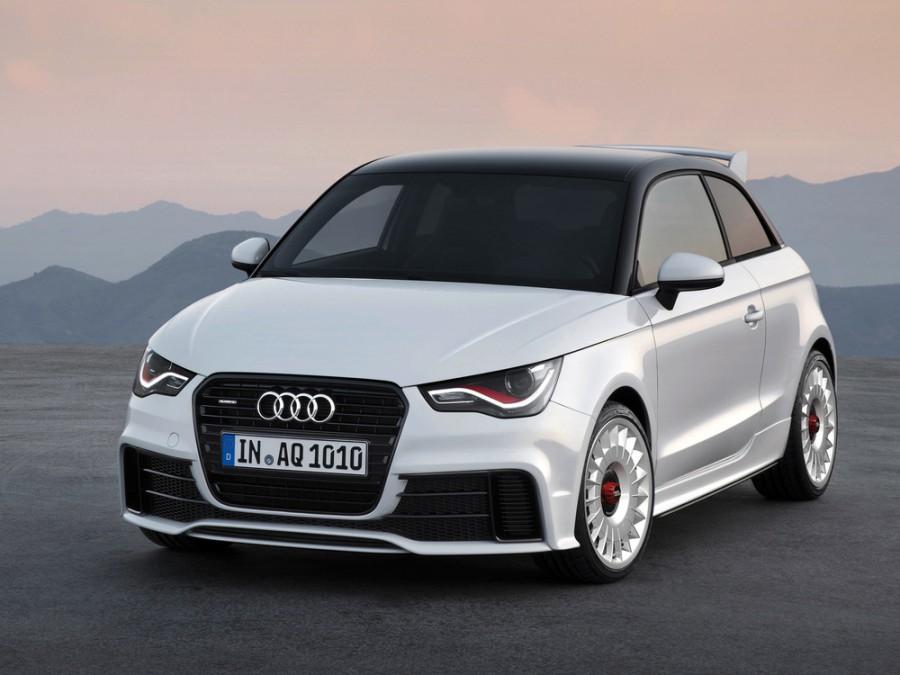 Audi A1 quattro хетчбэк 3-дв., 2010–2014, 8X - отзывы, фото и характеристики на Car.ru