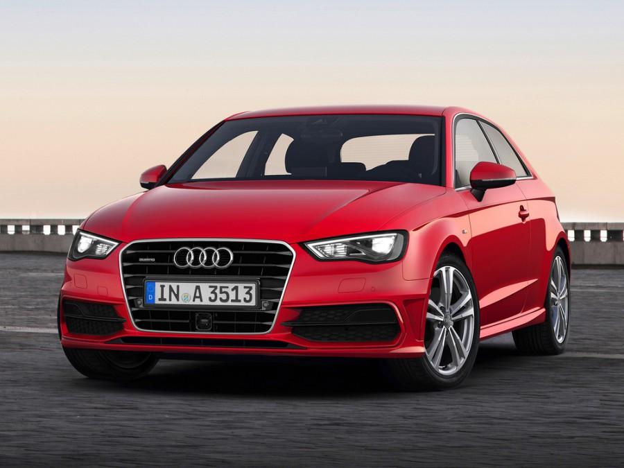 Audi A3 хетчбэк 3-дв., 2012–2016, 8V - отзывы, фото и характеристики на Car.ru
