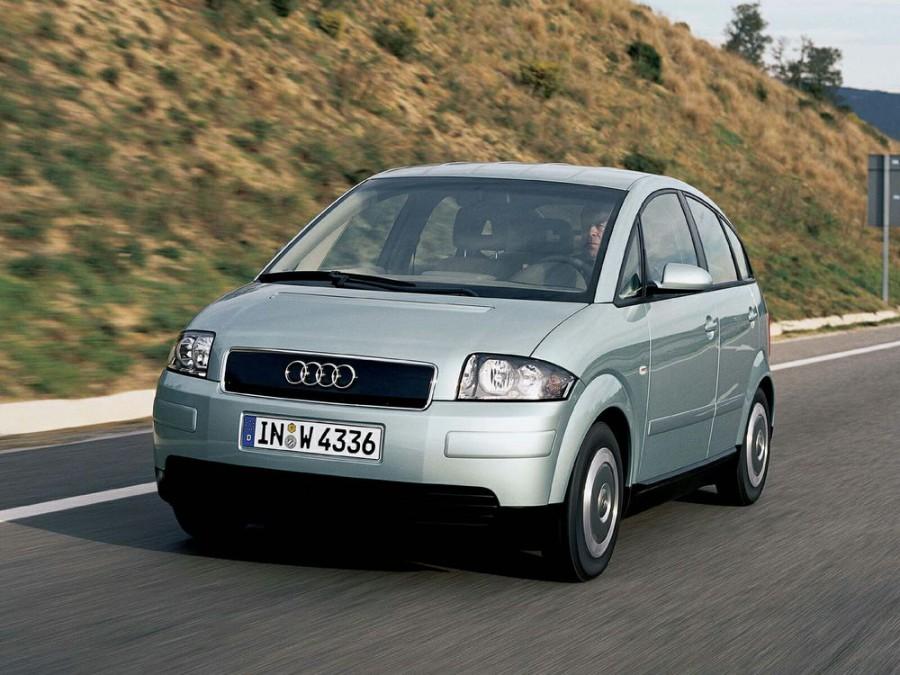 Audi A2 минивэн, 1999–2005, 8Z - отзывы, фото и характеристики на Car.ru