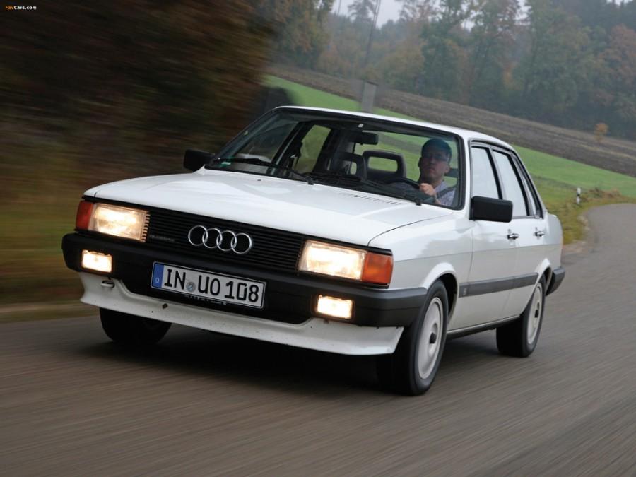 Audi 80 седан, B2 [рестайлинг] - отзывы, фото и характеристики на Car.ru