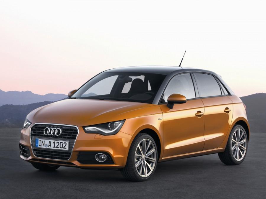Audi A1 Sportback хетчбэк 5-дв., 2010–2014, 8X - отзывы, фото и характеристики на Car.ru