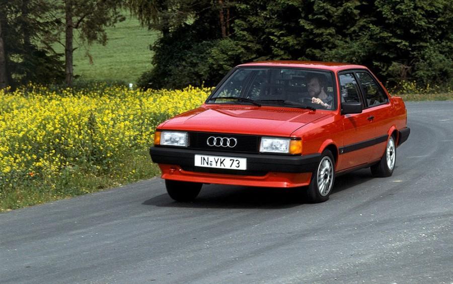 Audi 80 седан 2-дв., 1978–1986, B2 - отзывы, фото и характеристики на Car.ru