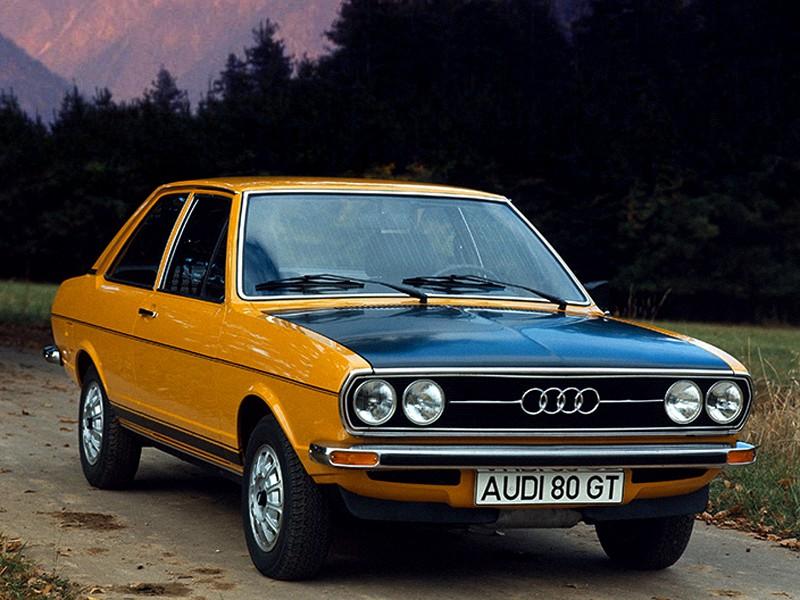 Audi 80 GT седан 2-дв., B1 - отзывы, фото и характеристики на Car.ru