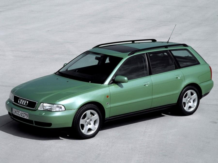 Audi A4 Avant универсал 5-дв., 1994–1999, B5 - отзывы, фото и характеристики на Car.ru