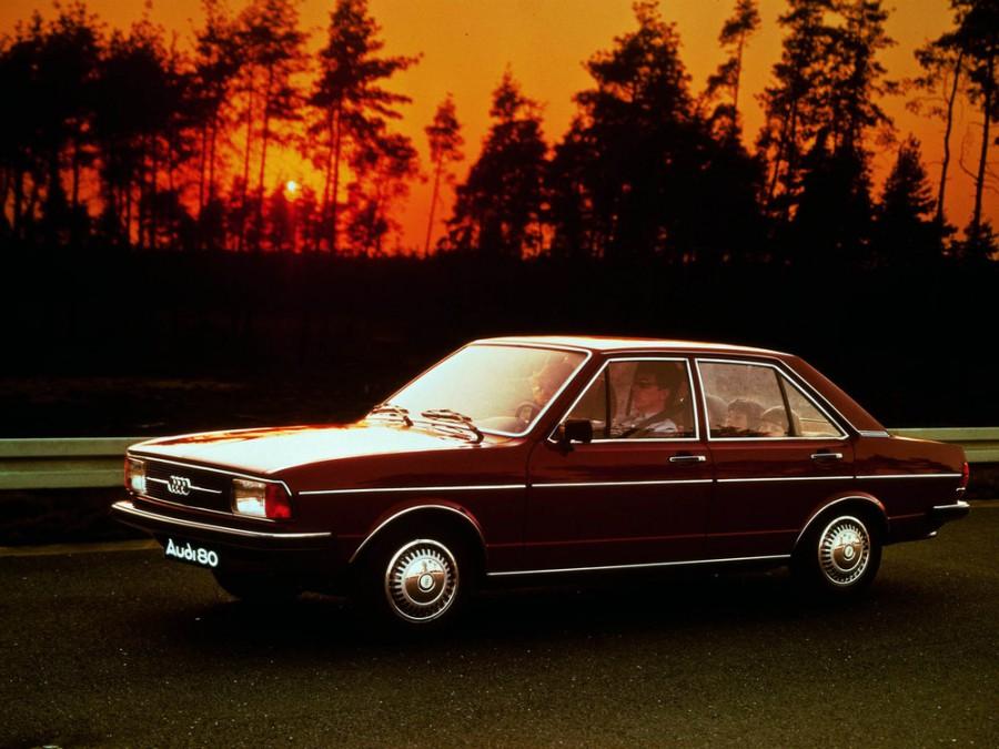 Audi 80 седан 4-дв., B1 [рестайлинг] - отзывы, фото и характеристики на Car.ru