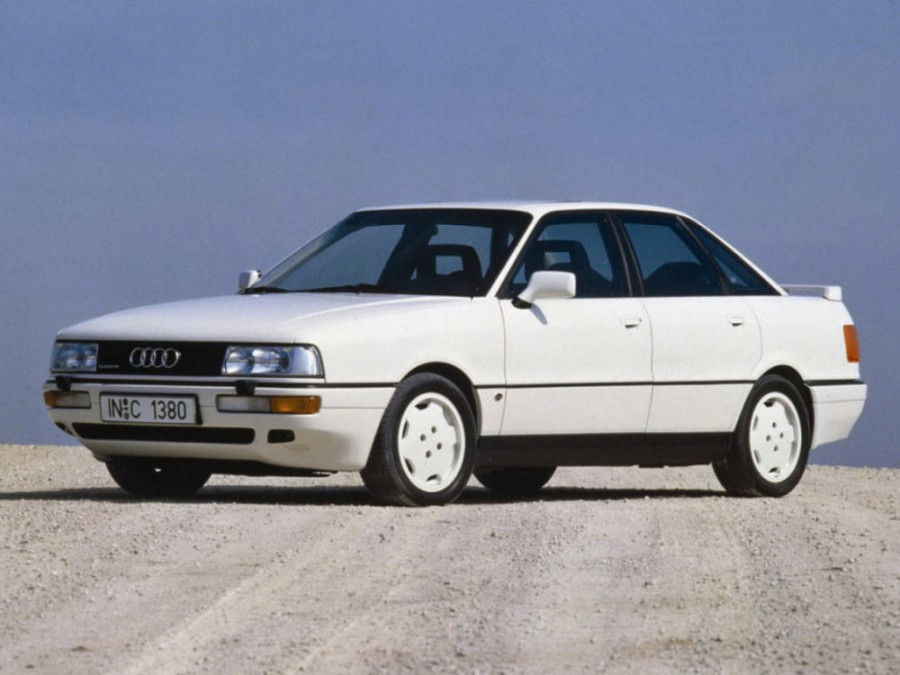 Audi 90 седан, 1987–1991, 89/B3 - отзывы, фото и характеристики на Car.ru