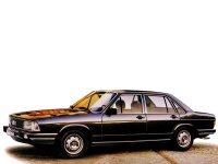 Audi 100, С2 [рестайлинг], Седан, 1981–1982