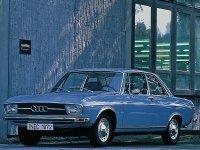 Audi 100, С1, Седан 2-дв., 1968–1972