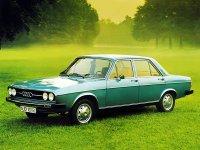 Audi 100, С1, Седан 4-дв., 1968–1972