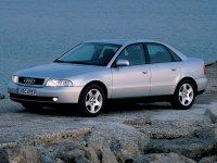 Audi A4, B5 [рестайлинг], Седан, 1997–2001