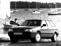 Audi 80, 8C/B4, Универсал, 1991–1996