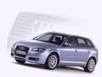 Audi A3, 8P/8PA [рестайлинг], Sportback хетчбэк 5-дв., 2004–2008