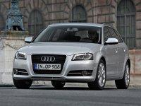 Audi A3, 8P/8PA [2-й рестайлинг], Sportback хетчбэк 5-дв., 2008–2013