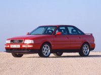 Audi 80, 8C/B4, Седан, 1991–1996