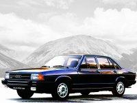 Audi 100, С2, Седан, 1976–1980