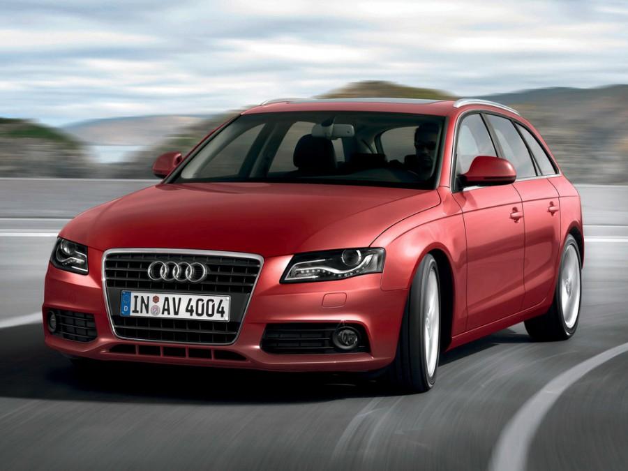 Audi A4 универсал 5-дв., 2007–2011, B8/8K - отзывы, фото и характеристики на Car.ru