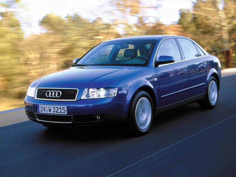 Audi A4 седан, 2000–2005, B6 - отзывы, фото и характеристики на Car.ru