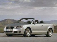 Audi A4, B7, Кабриолет, 2004–2008