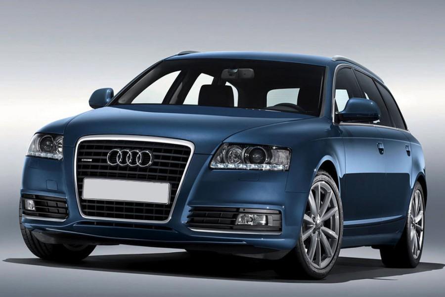 Audi A6 Avant универсал 5-дв., 2008–2011, 4F/C6 [рестайлинг] - отзывы, фото и характеристики на Car.ru