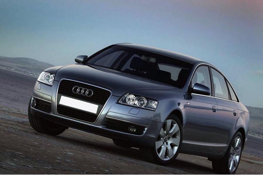 Audi A6 седан, 2004–2008, 4F/C6, 3.2 FSI MT (255 л.с.), характеристики