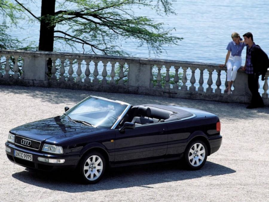 Audi Cabriolet кабриолет, 1992–2001, 8G7/B4, 1.9 TDI MT (90 л.с.), характеристики