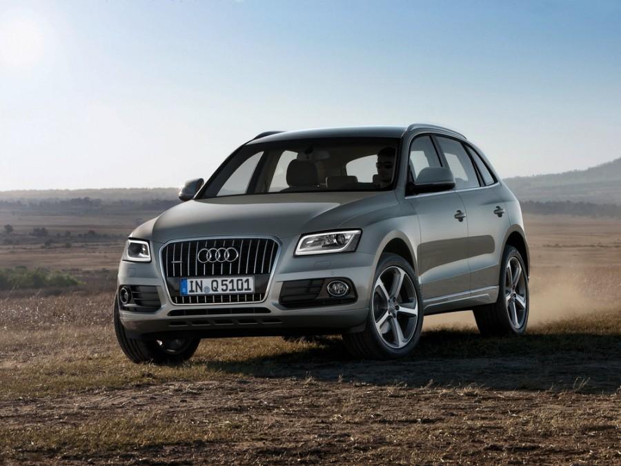 Audi Q5 кроссовер, 2012–2016, 8R [рестайлинг] - отзывы, фото и характеристики на Car.ru