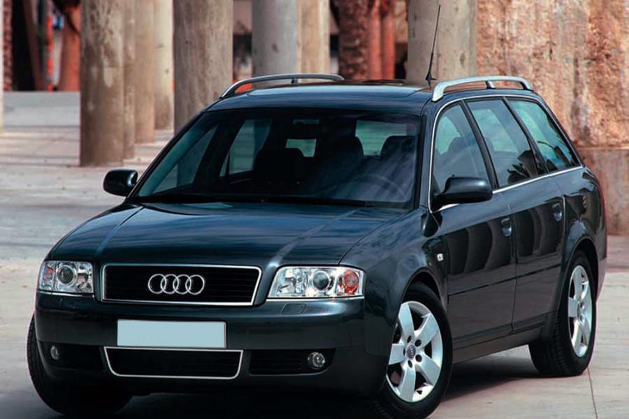 Audi A6 универсал, 1997–2005, 4B/C5 - отзывы, фото и характеристики на Car.ru