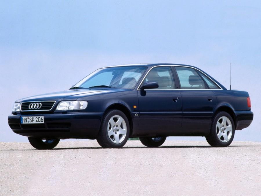 Audi A6 седан, 1994–1997, A4/C4 - отзывы, фото и характеристики на Car.ru