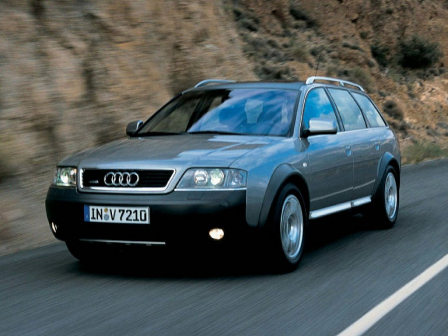 Audi Allroad универсал, 2000–2005, 4B/C5 - отзывы, фото и характеристики на Car.ru