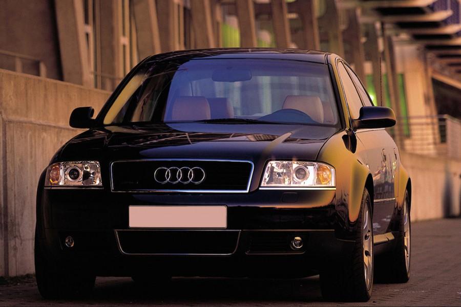 Audi A6 седан, 1997–2005, 4B/C5 - отзывы, фото и характеристики на Car.ru